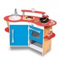 Cooking corner Small Chef - Melissa & Doug (13950)