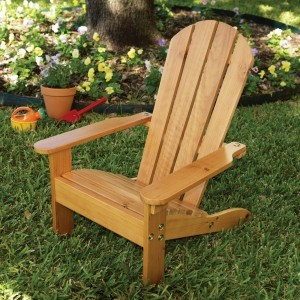 Adirondack Chair (Honey) - Kidkraft (00083)