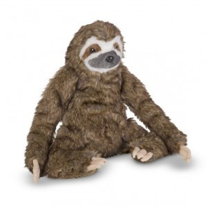 Lifelike Sloth - Melissa & Doug (18808)