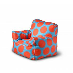 Child seat bag Armchair Orange / Blue - Kayoom (kayoom-4)