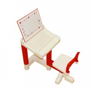 Multi-purpose Desk & Chair with Magnetic Board - Liberty House Toys (050)