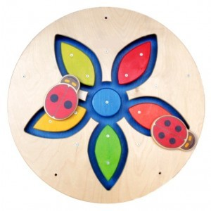 Wonder Flower wall panel