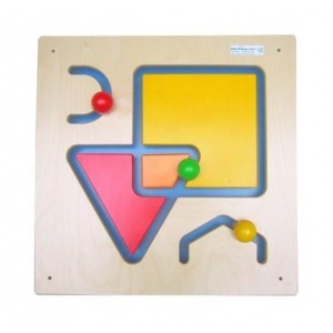 Wall Panel Shape And Color