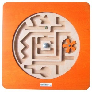 Wall panel Labyrinth Rotatable