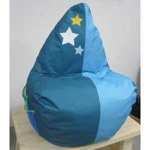 Child seat bag chair Anton night sky - Kayoom (kayoom-7)