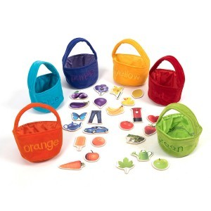 Colour Sorting Shopping Bags - (61126)