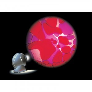 Mathmos Projector - Red/Violet - (10101)