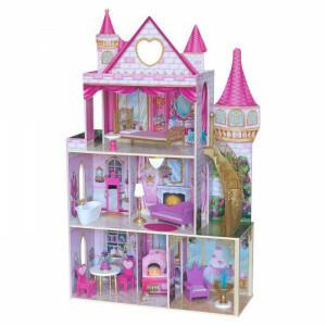 Kidkraft Rose Garden Castle With Ez Kraft Assembly 10117