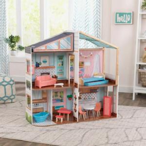 Kidkraft Designed By Me Magnetic Makeover Dollhouse 10154