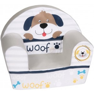 Children's Armchair , Woof - Knorrtoys (1031382648)