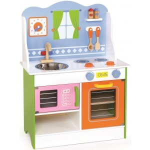 'Provence' Kitchen - Viga Toys (1062)
