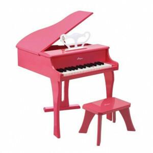 Happy Grand Piano - pink Hape