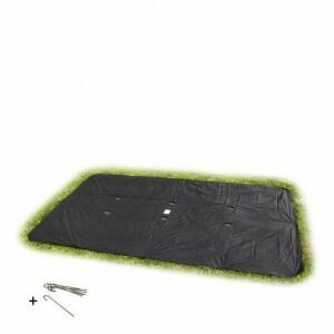 Exit Ground Level Trampoline Cover Rectangular 244x427cm