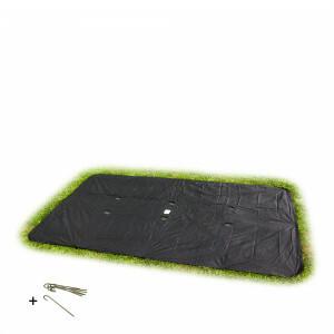 Exit Ground Level Trampoline Rectangular Cover 305x519cm