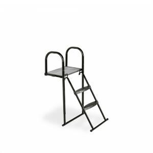 Exit Trampoline Platform With Ladder For Frame Height Of 65-80cm