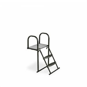 Exit Trampoline Platform With Ladder For Frame Height Of 50-65cm