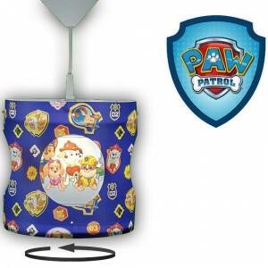 Paw Patrol Rotating Pendant Lamp