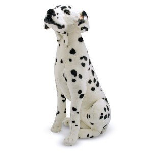 Large Plush Dalmatian Freckles - Melissa & Doug (12110)