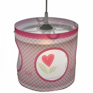 Rotating Pendant Lamp Lief for Girls