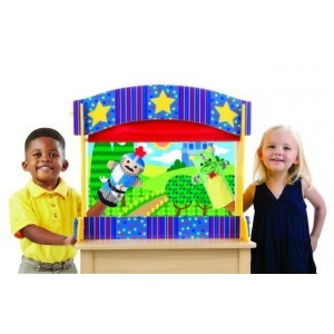 Wooden Table Puppet - Melissa & Doug (12536)