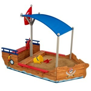 Pirate Ship Sandpit - Kidkraft (00128)