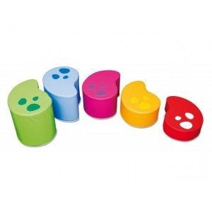 Soft Play Blocks - Set of 5