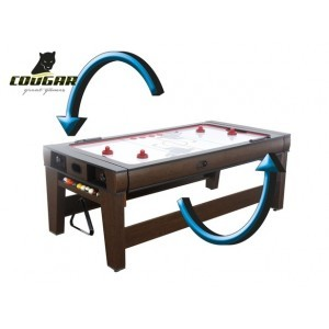Reverso Pool and Air Hockey Table - Cougar (A040.006.00)