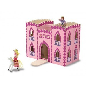 Portable Princess Castle - Melissa & Doug (13708)
