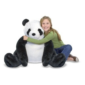 Big Plush Panda Mei Lan