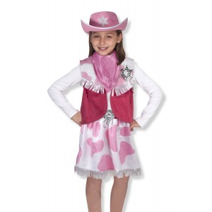 Costume Set CowGirl - Melissa & Doug (14272)