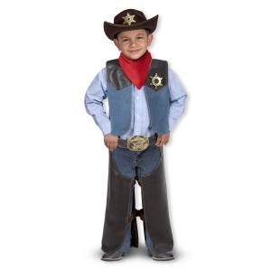 Costume Set Cowboy - Melissa & Doug (14273)