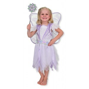 Costume Set Fairy - Melissa & Doug (14786)