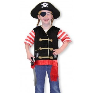 Costume Set Pirate - Melissa & Doug (14848)