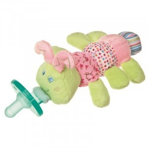 WubbaNub Cutesie Caterpillar - Explore your senses (15044)