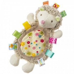 Hedgehog Taggie Lovey Comforter - Explore your senses (15055)