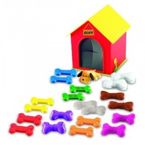 Ruff's House Teaching Tactile Set - Explore your senses (15070)