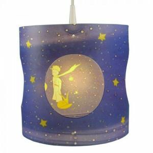 Rotating Pendant Lamp Little Prince