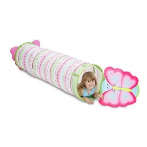 Melissa & Doug 16696 - Butterfly Play Tunnel