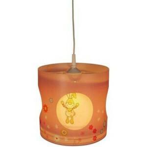 Rotating Pendant Lamp Bungee Bunny