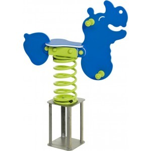 Springtoy Rocker Rhinoceros