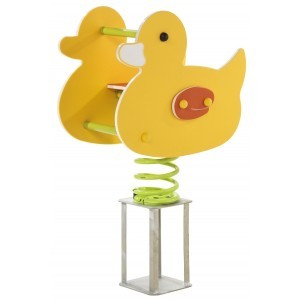 Springtoy Rocker Duck