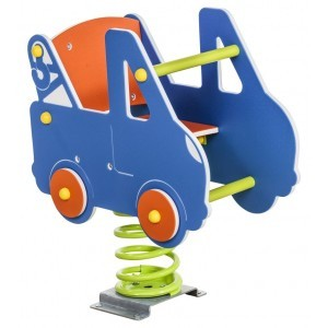 Springtoy Rocker Tow Truck