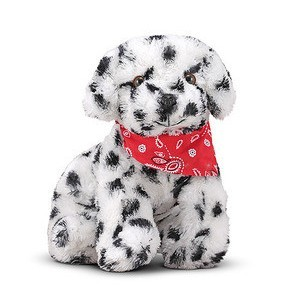 Plush Puppy Dalmatian Bart