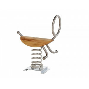 Springtoy Rocker Natural Line' Racer Spring