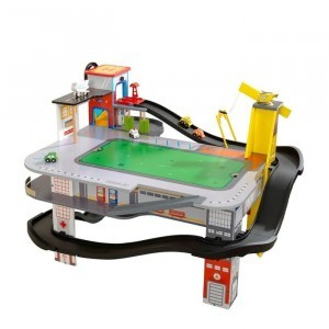 Freeway Frenzy Motorway Set With Table and Ez Kraft Assembly