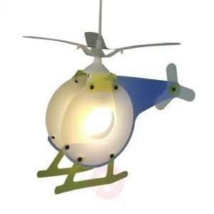 Pendant Light Helicopter