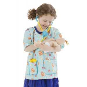 Pediatric Nurse costume play set - Melissa & Doug (18519)