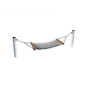 Hammock In Reinforced Rope hammock