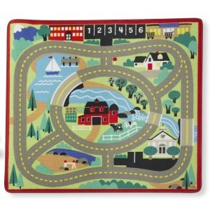 Play carpet Cars - Melissa & Doug (19400)