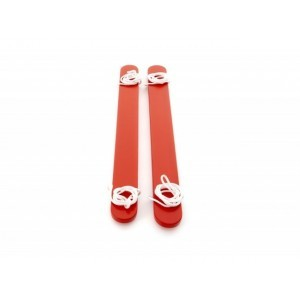 Gonge Wooden Summer Skis for 2 Children